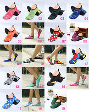 Men Women Ultra-light water shoes Beach Socks Aqua skin shoes Yoga Exercise