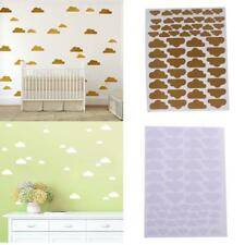 Cute Clouds Wall Decals Baby Nursery Removable Stickers Kids Room Decoration