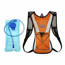 Hydration Pack  Water Backpack with 2L Water Bladder Perfect For Running Cycling