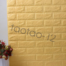 Wholesale Brick Pattern Wallpaper Modern Wall Background TV Bedroom Decor