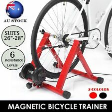 NEW Indoor Bicycle Trainer - Bike Cycling Stationary Magnetic Stand Training BE