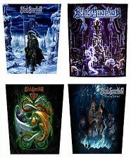 BLIND GUARDIAN-NIGHTFALL IN MIDDLE EARTH-MIRROR MIRROR-PRINTED BACK PATCH