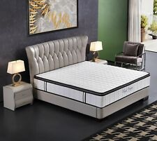 Queen Double King Single Mattress Size Bed Pocket Spring Latex Ergopedic