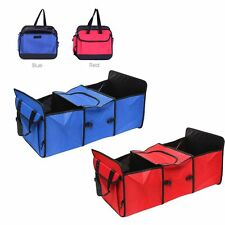 Car Trunk Organizer Stowing Tidying Storage Bag For Car SUV Truck Minivan, Home