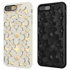 """SwitchEasy Fleur Series 3D Flowers w Native Touch Case for iPhone 7 Plus 5.5"""" MH"""