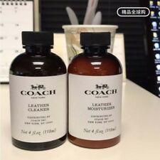 NWT New  & Old Coach Leather Cleaner, Moisturizer and Fabric Cleaner