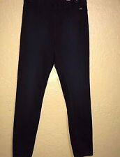 Blank NYC BELLE Pull-On Dark Wash High Rise Skinny Jeans  #1801