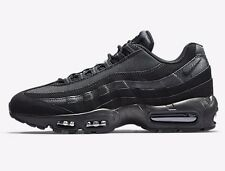 Nike AIR MAX-95 MEN'S SHOES Rubber Outsole BLACK/ANTHRACITE- US 8, 8.5, 9 Or 9.5