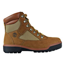 Timberland 6 Inch Waterproof Men's Field Boots Brown/Black tb0a18bf