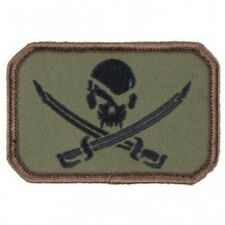 Mil-Spec Monkey Patch - Pirate Skull Flag Forest. Huge Saving
