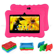 "XGODY 7"" 8GB Android 4.4 Children Learning Tablet PC Gift for Kids Dual Camera"