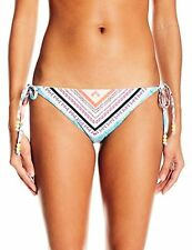 Roxy Women's Boho Reversible Tie Side Scooter Bikini Bottom - Choose SZ/Color