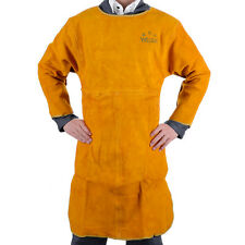 Leather Welding Apron Split Cow Leather Welder Clothing