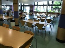Cafe Tables and Chairs Rectangular and Round - Offers accepted on a job lot