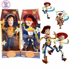 WOODY Talking Doll Toy Story 3 Pull String Figure Sheriff Cow Boy Character