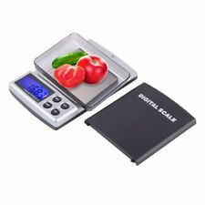 Portable Digital Pocket Weighing Balance 300g/0.01g 2000g/0.1g  500g*0.01g Lot E