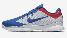 Nike COURT AIR ZOOM ULTRA MEN'S TENNIS SHOES,WHITE/RED/BLUE-US 9.5,10,10.5 Or 11