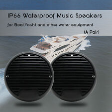 waterproof Marine speakers installed in your marine, boat, pool or spa system
