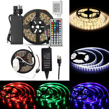 5M 3528/5050 SMD RGB/ White/ Red/ Green/ Blue 300LEDs Strip Lights +Power Supply