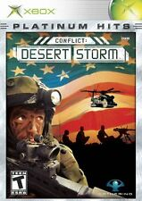 Conflict: Desert Storm Platinum Hits Xbox Tested Works