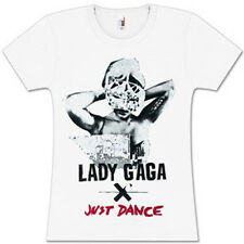 Lady Gaga: Just Dance T-Shirt   New  Official  Free Shipping