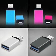 Type C Male to USB 3.0 Type A Female USB 3.1 Adapter OTG Data Cable For Macbook