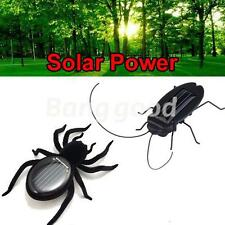 "Insect Alive! 3"" Solar Powered Spider, 2016 Education Toy in Garden & Party Gift"