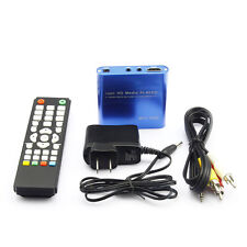 Full HD 1080P Portable Mini HDD Player Media Player TV BOX HDMI SD MMC MKV AVI