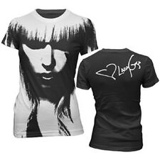 Lady Gaga: All Over Print Face Girlie Shirt  Free Shipping