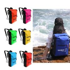 Outdoor Waterproof Kayak Canoe Swimming Camping Hiking Sailing Backpack Dry Bag