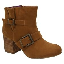 Blowfish Tarta Bootie Women's Shoes Ankle Boots Biker Ankle Boots Leisure Brown