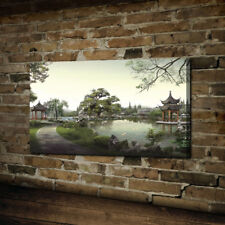 HD Print Chinese Landscape  Art Home Decor Oil Painting on Canvas Without Frame