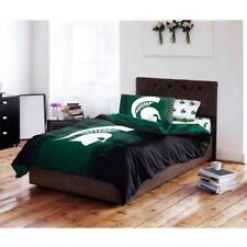 NCAA Michigan State University Spartans Bed in a Bag Comforter Bedding Set