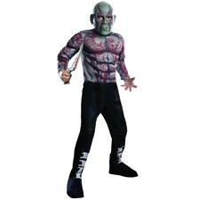 Guardians of the Galaxy Vol. 2 Deluxe Drax Child Costume, 640148, Rubies