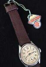 Junghans Small Men's Watch New Old Stock Military Style WWII Germany