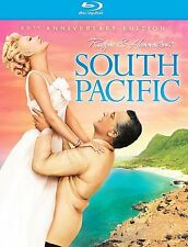 South Pacific  Blu-ray Disc, 2009, 2 Disc Set,50th Anniversary Edition