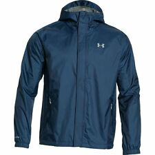NWT Under Armour Men UA Storm Lightweight Bora Jacket Color Navy XL, L