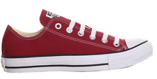 Converse Chuck Taylor All Star Chucks CT OX Low Lifestyle Sneaker Shoe red M9691