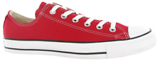 Converse Chuck Taylor All Star Chucks CT OX Low Lifestyle Sneaker Shoe red M9696