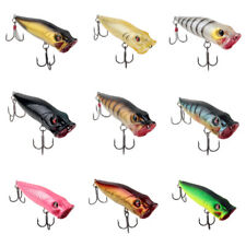 River2Sea Bubble Pop 65 Topwater Surface Fishing Lure or Bait 6.5cm Select Color