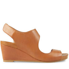 Wittner Ladies Shoes Tan Leather Sandals