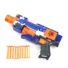 NERF Stockade N-Strike Elite Fully Automatic Blaster Includes Darts FREE Postage