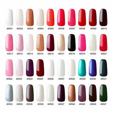 Elite99 Lacquer Soak Off Gel Nail Polish UV LED Manicure art Long-lasting