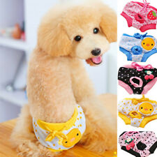 Cute Pet Dogs Puppy Diaper Pants Physiological Sanitary Shorts Panty Underwears
