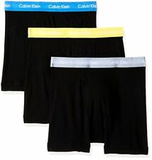 Calvin Klein Men's Underwear 4 Pack Cotton Classics Boxer Briefs