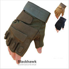 Half Finger Cycling Gloves Slip Resistant Tactical Glove Climbing Outdoor Green