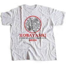 9166w Kobayashi Porcelain Company T-Shirt The Usual Suspects Pulp Fiction