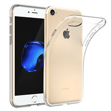 """Cases Ultraslim Silicone Apple iPhone 7 4.7 """" TPU Extra Thin Case Cover"""