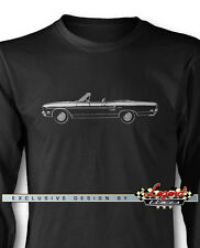 1970 Plymouth Road Runner Convertible Long Sleeves T-Shirt  Multi Colors & Sizes