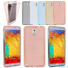 Premium Ultra Thin Back TPU Case Protective Cover for Samsung Galaxy S6 S8 Plus